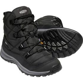 Keen Terradora Ankle WP Zapatillas Mujer, black/steel grey